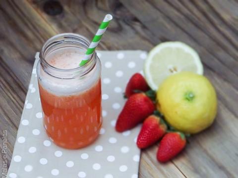 Limonada-de-Morangos