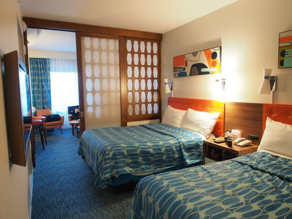 Universal Hotel Rooms