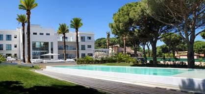 Hotel Kube St Tropez Marbella
