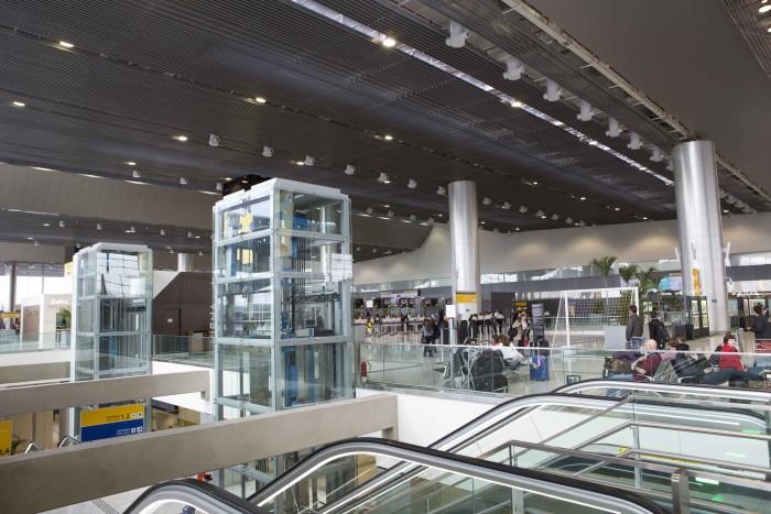 Terminal 3 Do Aeroporto De Guarulhos Fast Pass Viagens