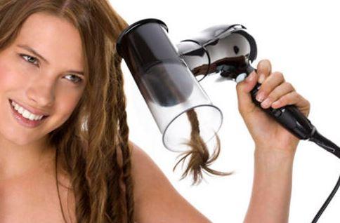 curl diffuser