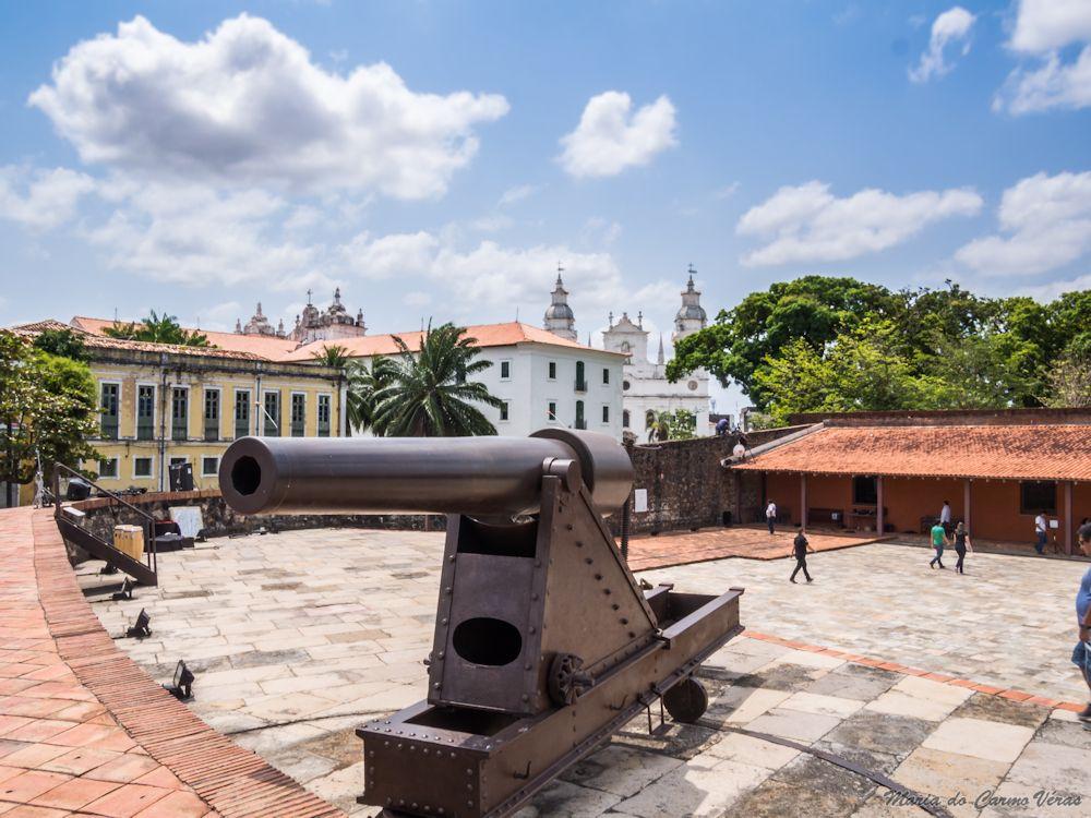 Atrações de Belém -Forte