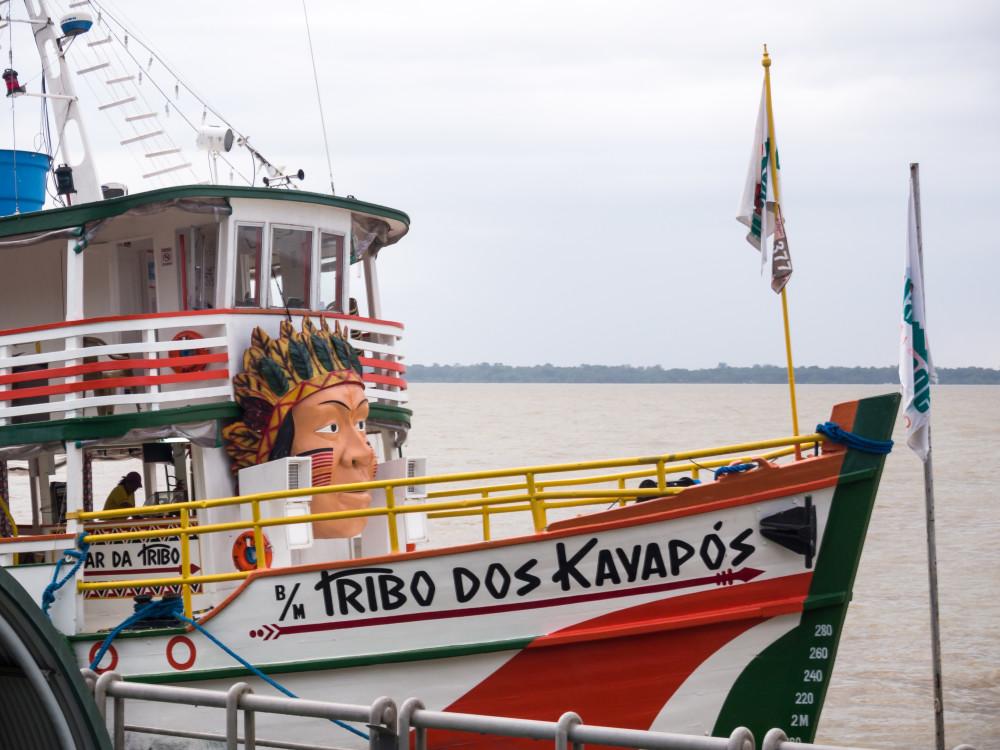 Atrações de Belém - Tribo dos Kayapós
