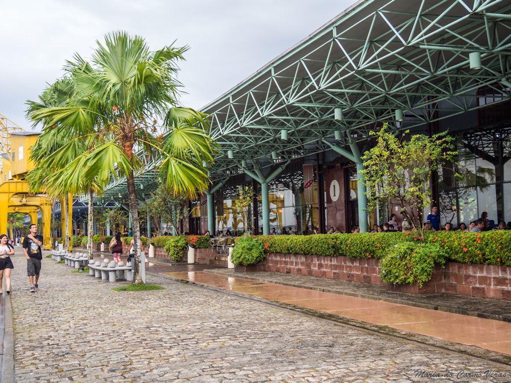 Atrações de Belém - Estação das Docas