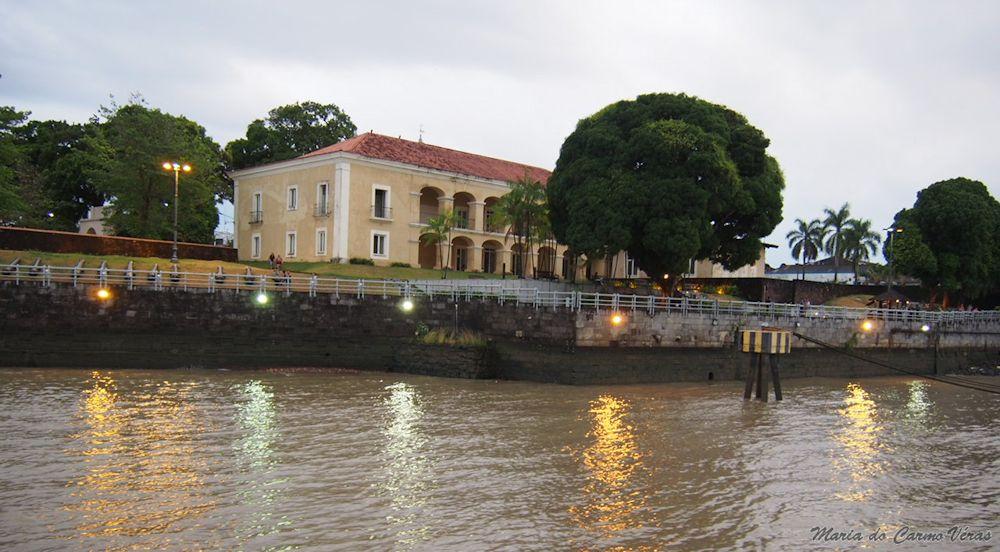 Atrações de Belém - Casa das Onze Janelas