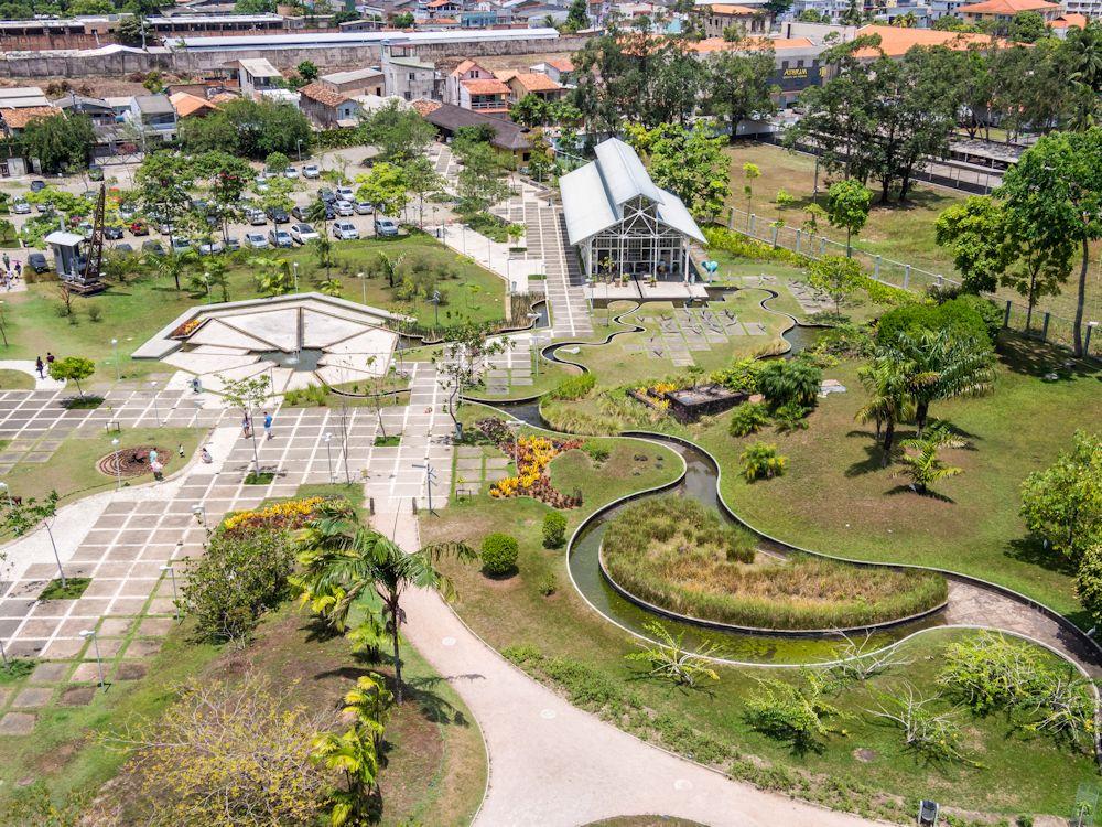 Atrações de Belém - Mangal das Garças
