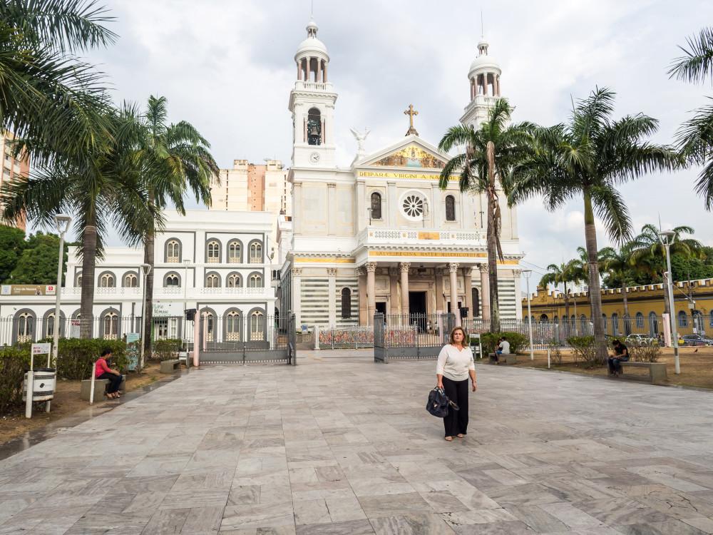 Atrações de Belém - Basilica Nossa Senhora de Nazaré