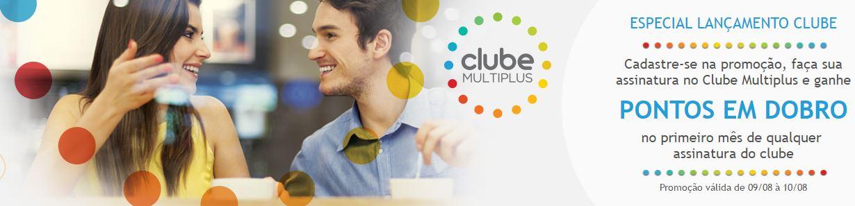 lançamento Clube Multiplus